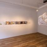 Erika Reisenberg art show at centre 3