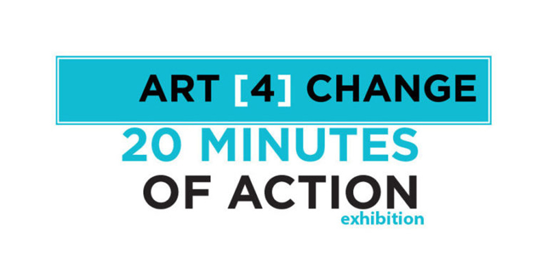 Art [4] Change: 20 Minutes of Action