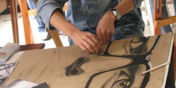Explorations in Drawing with Pencil and Charcoal (Autumn Youth Program)