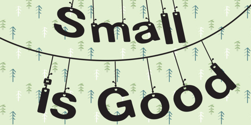 Small Is Good Show & Holiday Sale