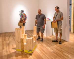 annual curated members' show