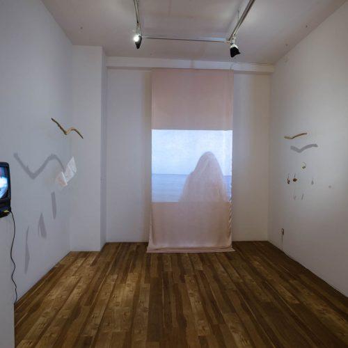 05-mashal khan. Learning to breathe again. Installation shot