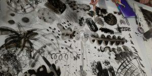 mylar stencil