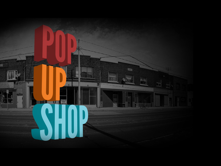 Art Match & Pop Up Shop