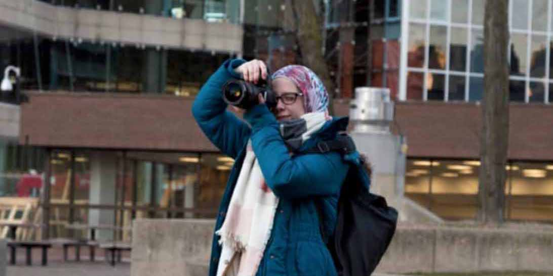 Photography and Journalism for Young Women (Autumn Youth Programs)