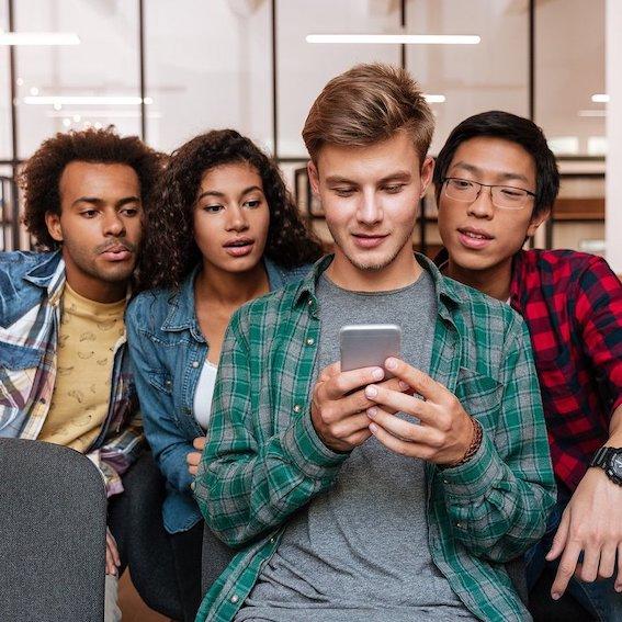 youth social media